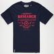 LRG LRG Equipment Mens T-Shirt
