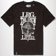 LRG Stays Lifted Crew Mens T-Shirt