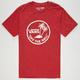 VANS Dual Palm Island Mens T-Shirt