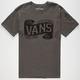 VANS Scrolled Mens T-Shirt