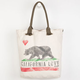 BILLABONG Above The Lovely Tote Bag