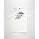 THE NORTH FACE Ombre Stripe Mens T-Shirt