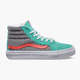 VANS Geometric Sk8-Hi Slim Girls Shoes