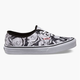 VANS Digi Roses Authentic Womens Shoes