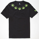 BROOKLYN PROJECTS Leaf Mens T-Shirt