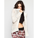 ROXY Holloway Womens Hooded Cardigan