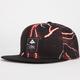 LRG Lionshock Mens Snapback Hat