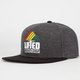 LRG Pyramid Mens Strapback Hat