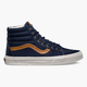 VANS Coated Canvas Sk8-Hi Reissue Mens Shoes