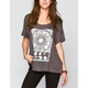 YOUNG ROMANTICS Moon Sign Womens Tee