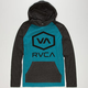 RVCA Graham Sixagon Boys Lightweight Hoodie