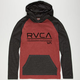 RVCA Graham Distressed Boys Lightweight Hoodie