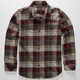 RVCA Hook Boys Flannel Shirt
