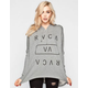 RVCA Higher End Womens Hoodie