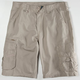 SUBCULTURE Ripstop Mens Cargo Shorts