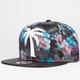 BLVD Funeral Mens Strapback Hat