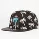 BLVD City Palm Mens Strapback Hat