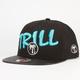 BLVD Trill Mens Strapback Hat