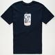 CAPTAIN FIN Drink Fun Mens T-Shirt