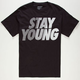 TRUKFIT Stay Young Mens T-Shirt