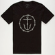 CAPTAIN FIN Original Bones Mens T-Shirt