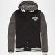 VOLCOM Vol Husker Boys Varsity Jacket