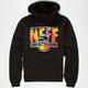NEFF Wild Tie Dye Kenni Boys Sweatshirt