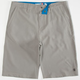QUIKSILVER Amphibians Haggis Hybrid Boys Shorts