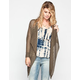 LIRA Night Fox Womens Cardigan