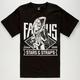 FAMOUS STARS & STRAPS Death Box Mens T-Shirt