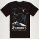 FAMOUS STARS & STRAPS Big Wolf Mens T-Shirt