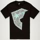 FAMOUS STARS & STRAPS Dalmatian BOH Mens T-Shirt