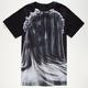FAMOUS STARS & STRAPS Maiden USA Mens T-Shirt