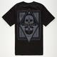 FAMOUS STARS & STRAPS 2 Sides Mens T-Shirt
