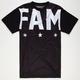 FAMOUS STARS & STRAPS Let Em Know Mens T-Shirt