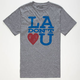 RIOT SOCIETY LA Don't Love You Mens T-Shirt