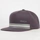 RVCA Barlow Twill Mens Snapback Hat