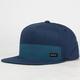 RVCA Harring Twill Mens Snapback Hat
