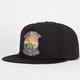RVCA Fletcher Og Nylon Mens Snapback Hat
