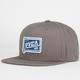 RVCA Square Script Mens Snapback Hat