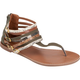 QUPID Athena Four Buckle Womens Sandals