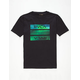 RVCA Bars Spray Booth Boys T-Shirt