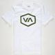 RVCA Valizadeh Hex Boys T-Shirt