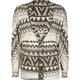 FULL TILT Essential Pattern Womens Sweater