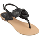 BAMBOO Sprout Flower Womens Sandals