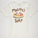 MOWGLI SURF Banana Split Mens T-Shirt