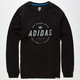 ADIDAS Stamped Mens Sweatshirt