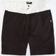 TRUKFIT Blocked Mens Shorts
