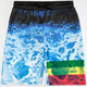 TRUKFIT Abyss Mens Mesh Shorts