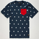 TRUKFIT Spaced Out Mens Pocket Tee